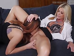 india summer and her younger assistant